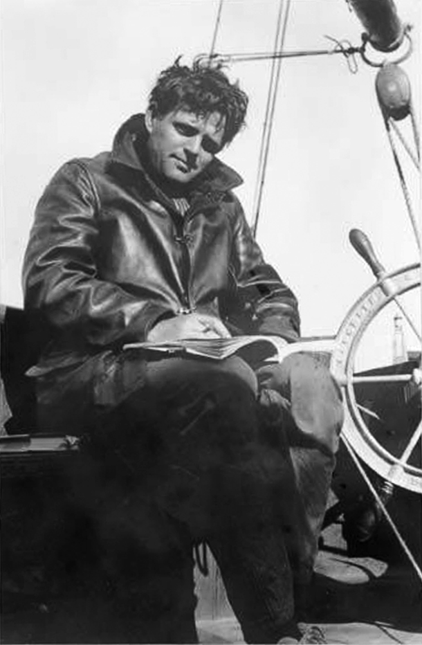 author-Jack-London-two
