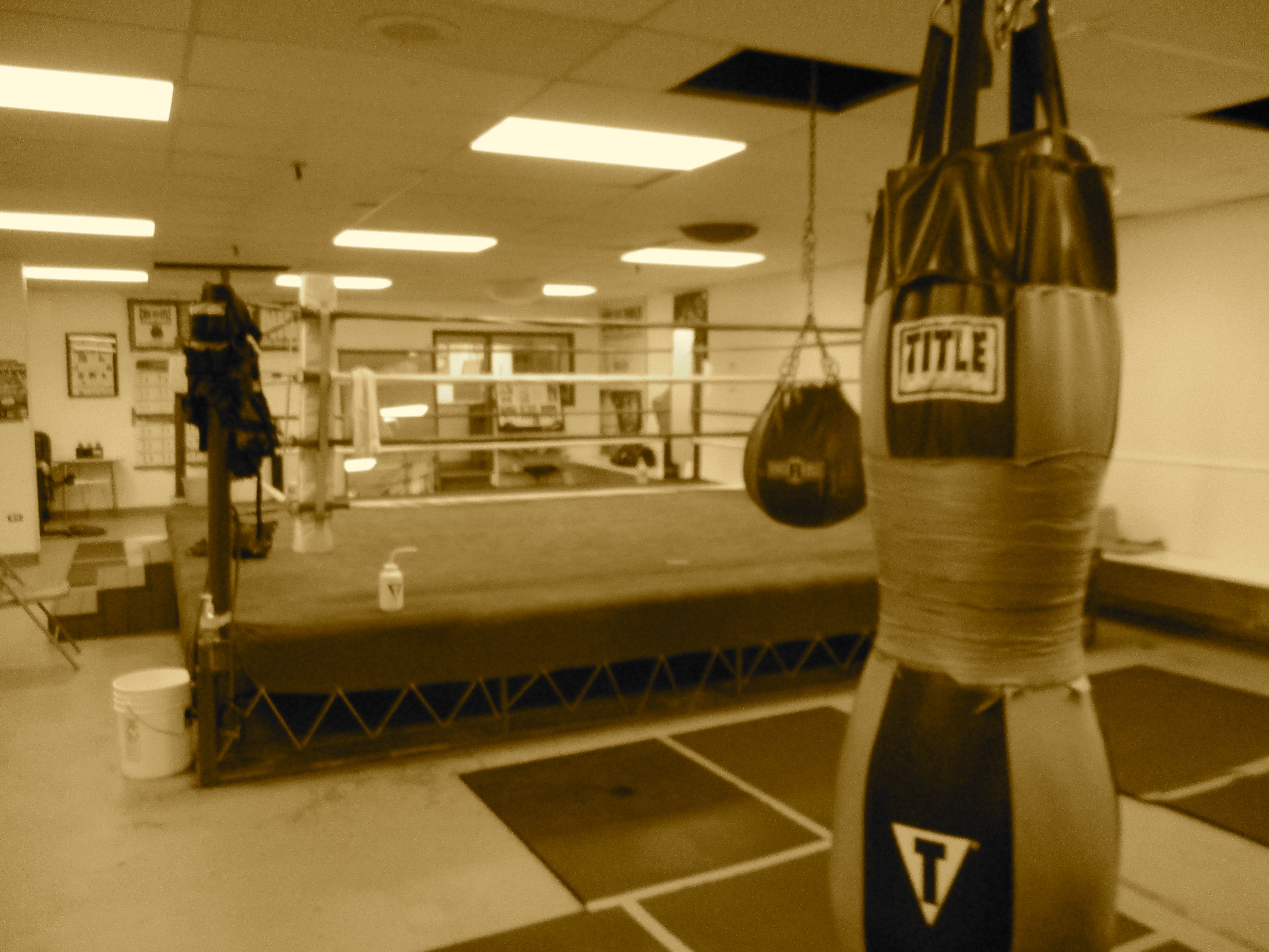 FIGHT TOWNS—Denver: The Red Shield Gym and Remembering Ron Lyle