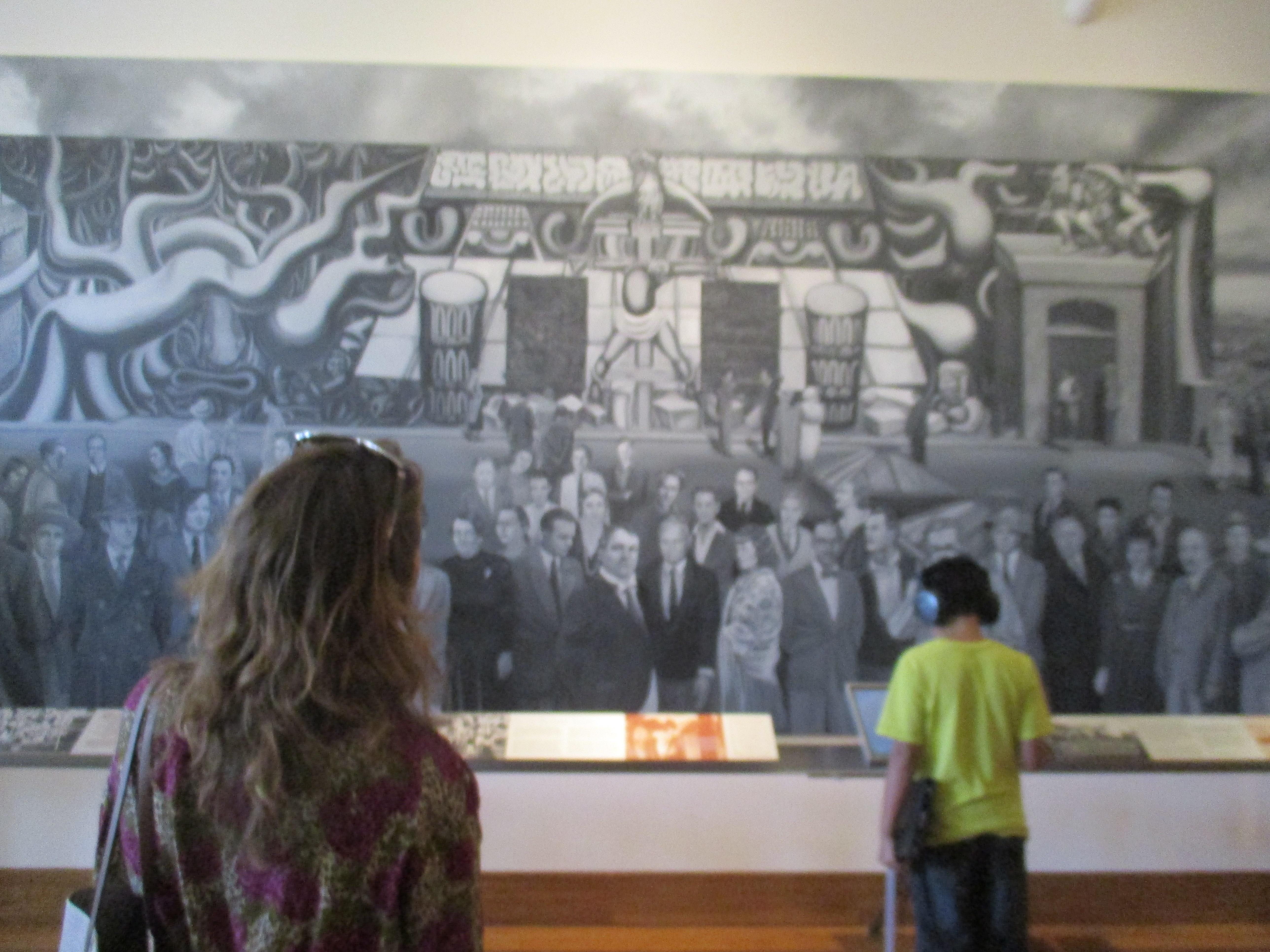 David alfaro siqueiros mural olvera 28 images 301 for American tropical mural