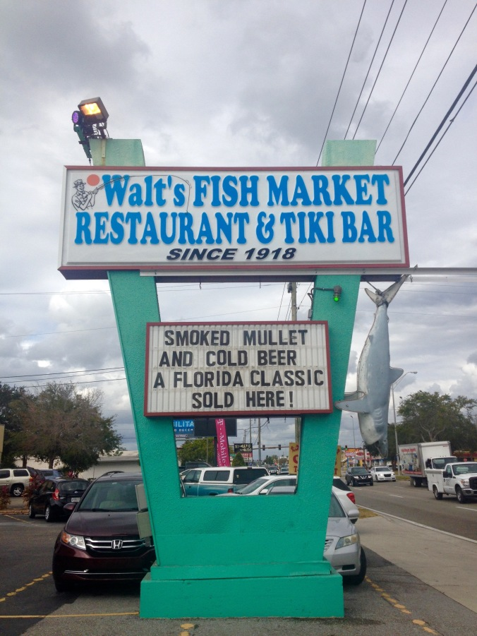 Said the fox writings from new orleans and beyond for Walts fish market
